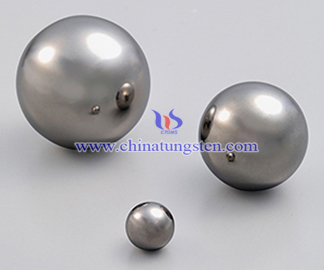 tungsten alloy Sphere for military picture